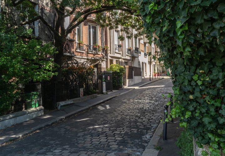Les impasses Parisiennes : balade autour de Montmartre
